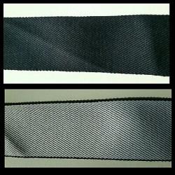 2955) Mt. 2 Elastico semplice colorato a metraggio a fascia alto cm 2 merceria abbigliamento