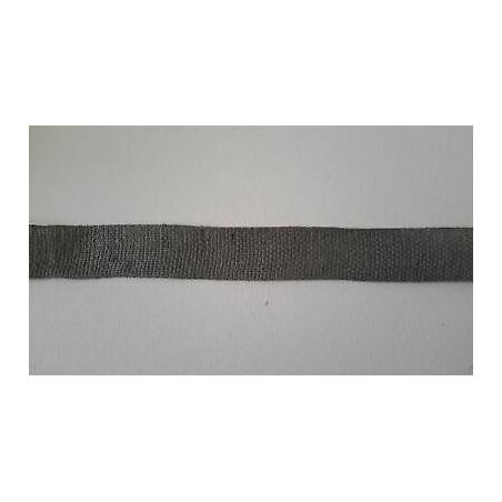6239) occasione! mt 1 nastro a strappo da cucire alto cm. 3 blu maschio+femmina